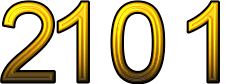 number 2101 gas lt numbers